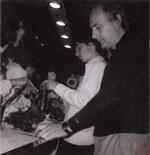 Aldo Zigante e il figlio Marco
